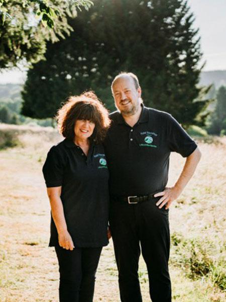Sven und Marthe Oldendorf